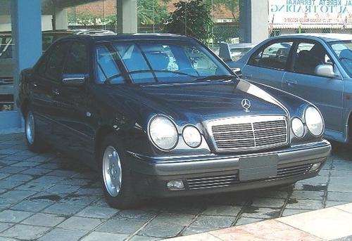 Mercedes benz e240 w210 for E240 mercedes benz